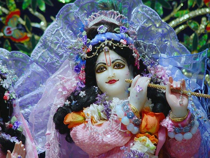 Sri krishna radha 3d