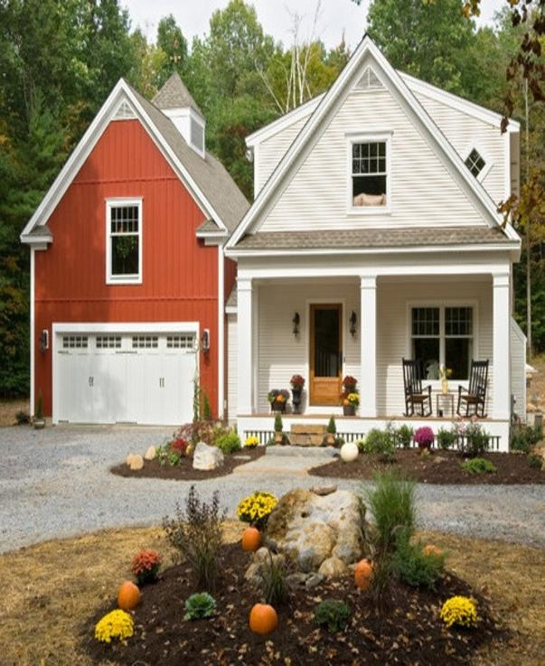 25 Best Ideas About Attached Garage On Pinterest: Photos Of Houses With Attached Garages
