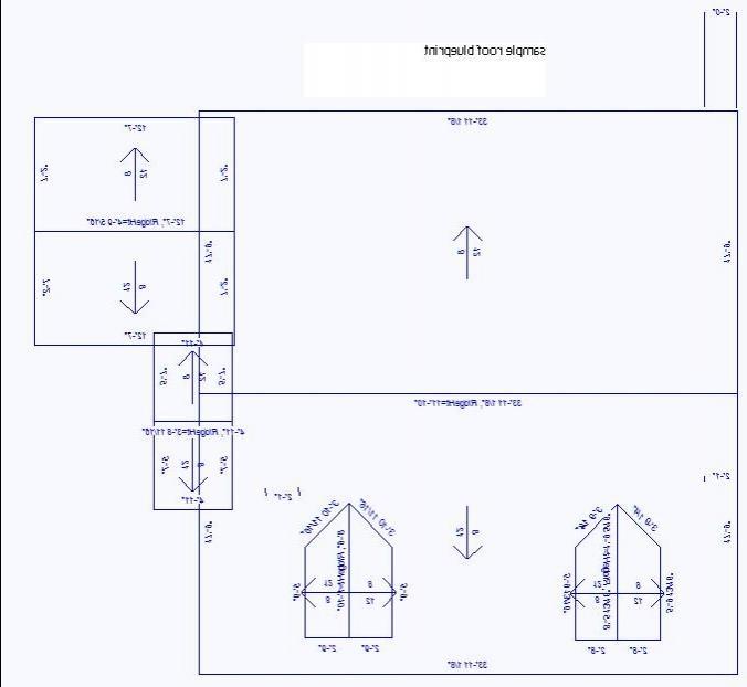 Sample house elevation photos for Understanding blueprints