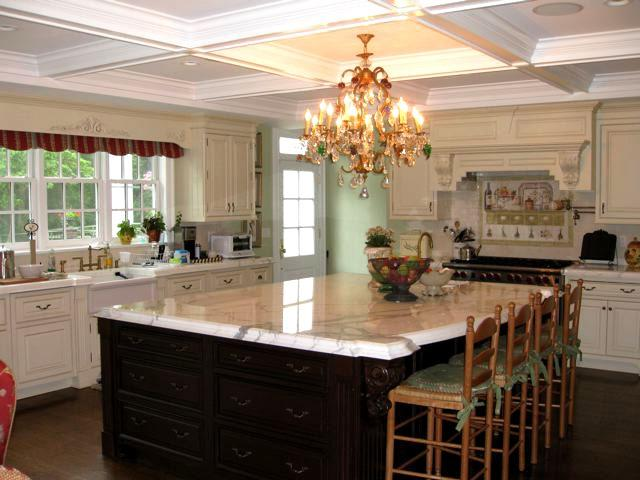 Kitchen island design photos for The perfect kitchen island