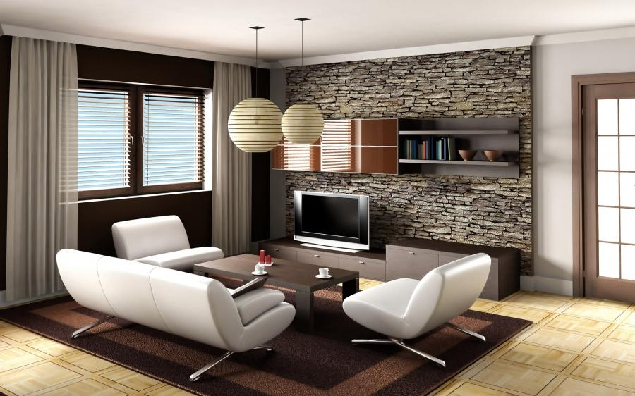 small living room interior design ...