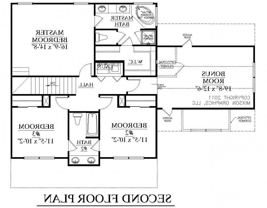 Hartwell House Plan Photos