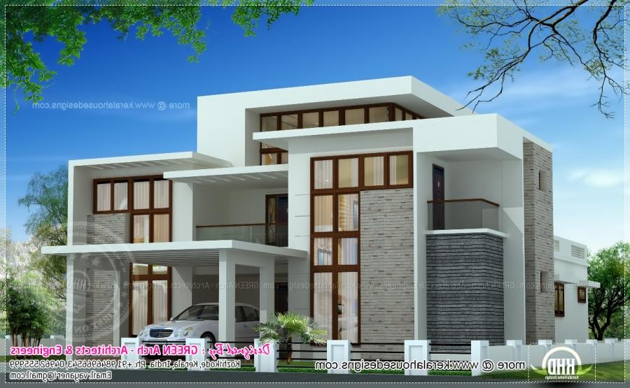 North indian house designs photos for Different elevations of house