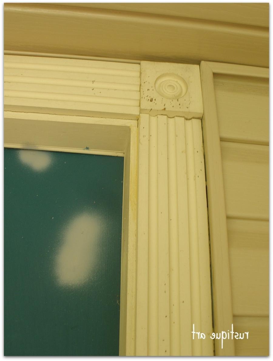 Front door frames photos for New front door and frame