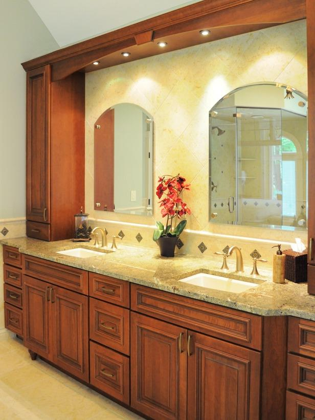 Tuscan Style Bathroom Photos