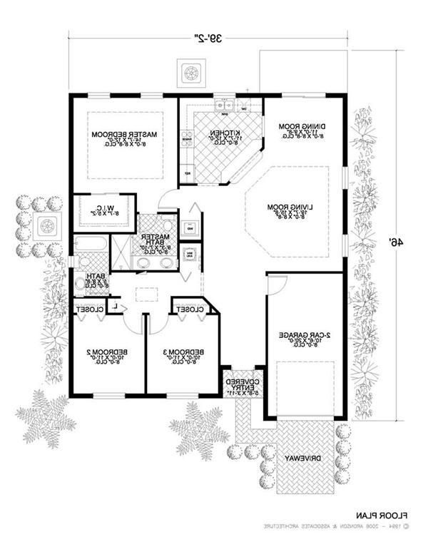 Concrete house plans photos Concrete block home plans