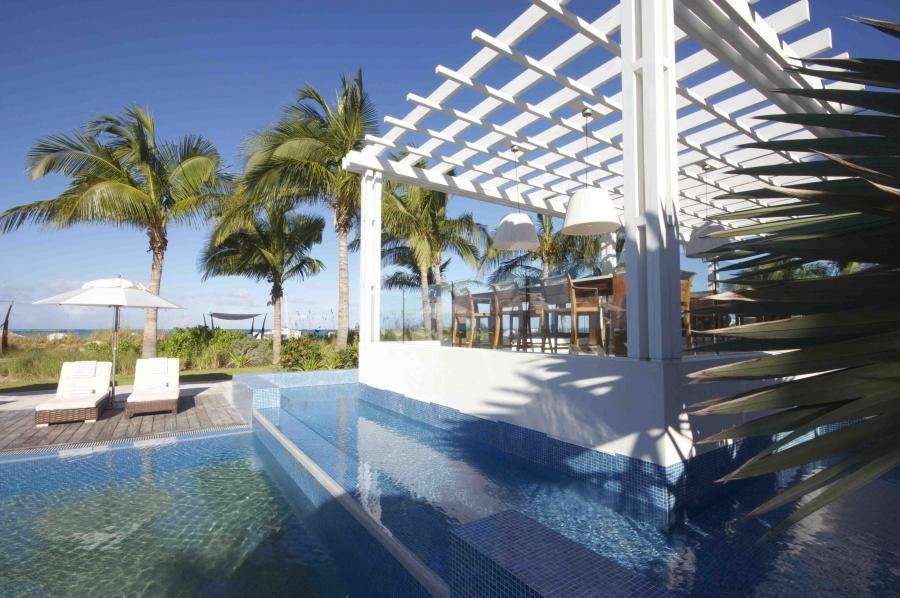 The Veranda Resort in the Turks and Caicos Islands. Photo credit:...