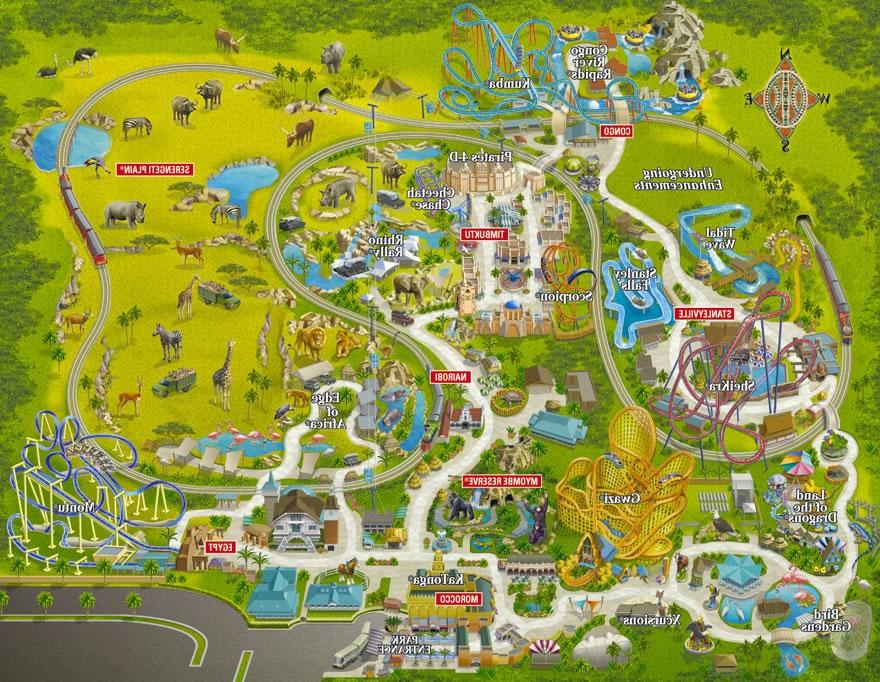 Cheapest Busch Gardens Tickets