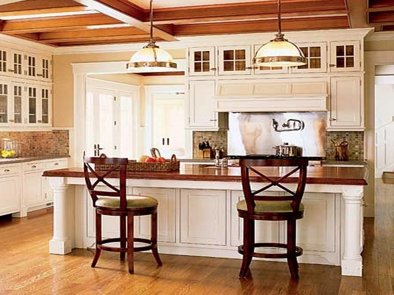 Inspiring Kitchen Island Design Ideas Great With Lovely...