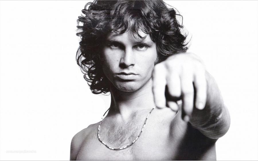 Photo Of Jim Morrison Door