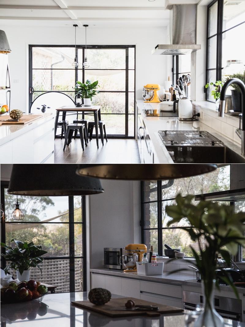 Photos In The Kitchen