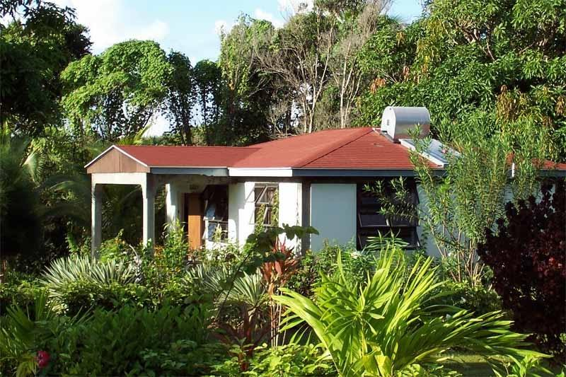 Dominica cottages...rental accomodations overlooking the ocean at...