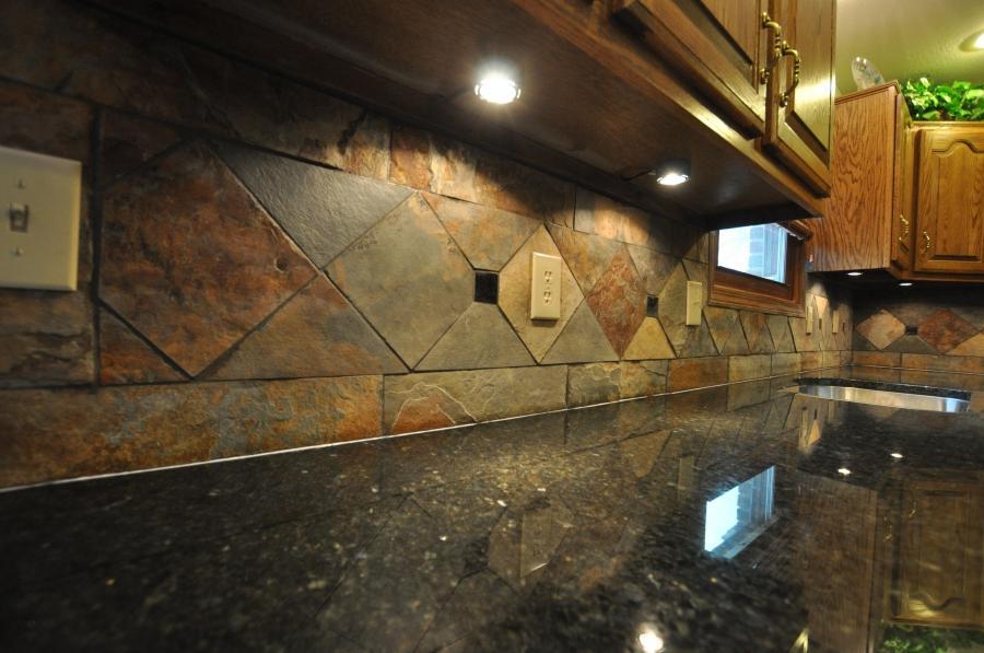 Uba Tuba Granite Kitchen Photos