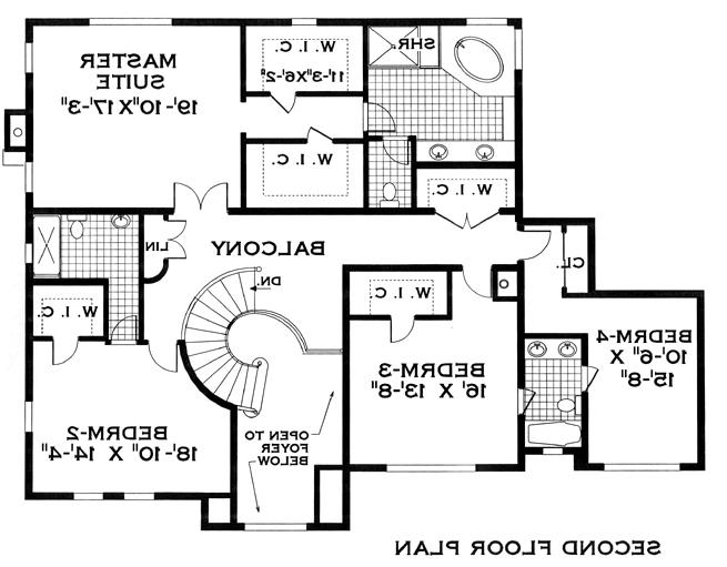 Spanish house plans with photos for Spanish colonial floor plans