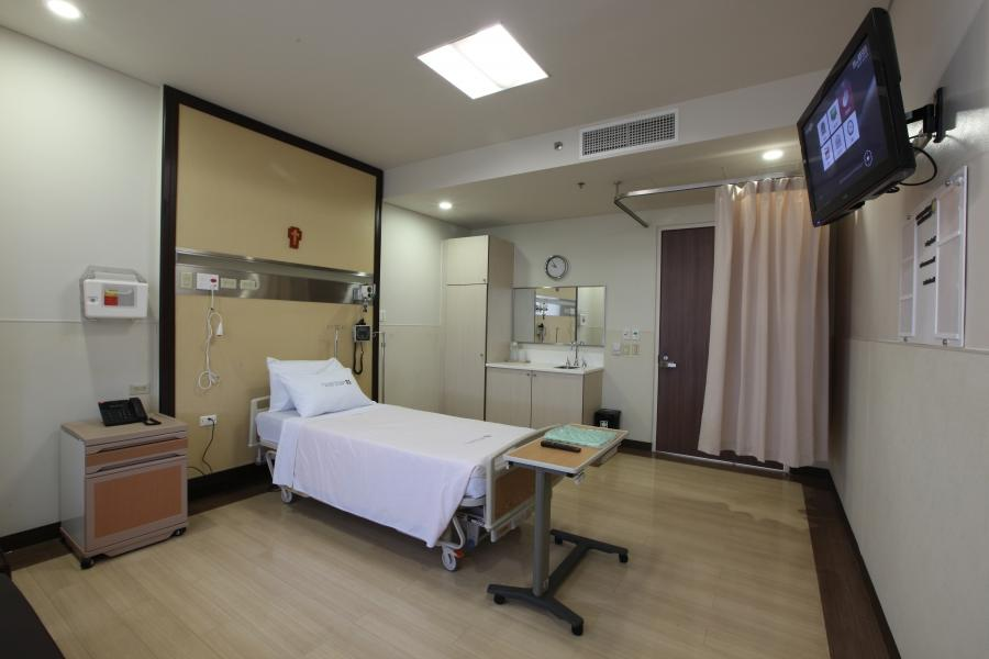 Photo Hospital Room