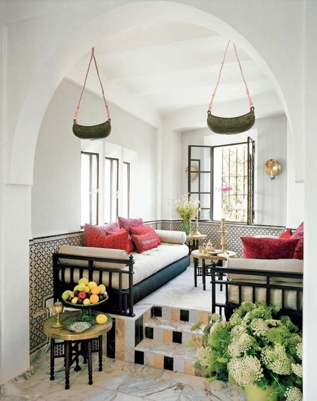 Photos of moroccan interior decorating - Adorable moroccan decor style ...