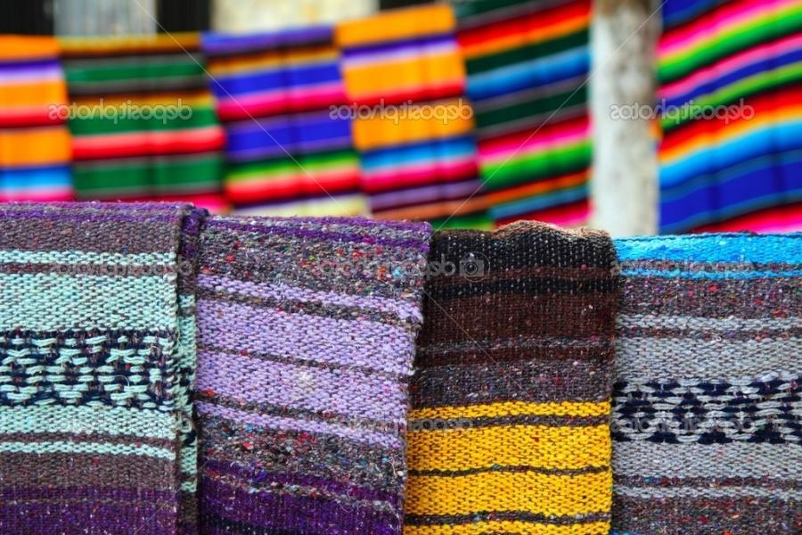Photo Of Mexican Blanket