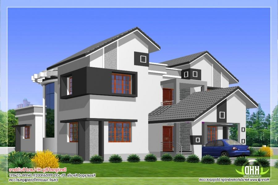 Different types of houses photos in india for Types house designs