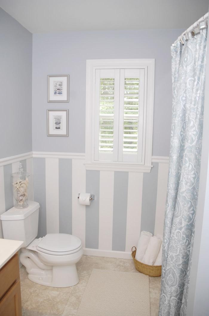 Bathroom Window Treatments Photos