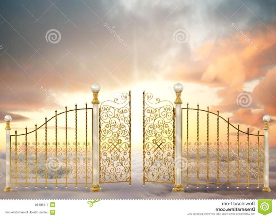 Heaven Pearly Gates Gates Of Heaven Photos
