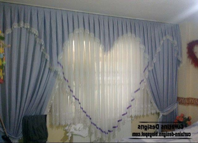 ... Outstanding Bedroom Curtain Designs : Beautiful Bedroom...
