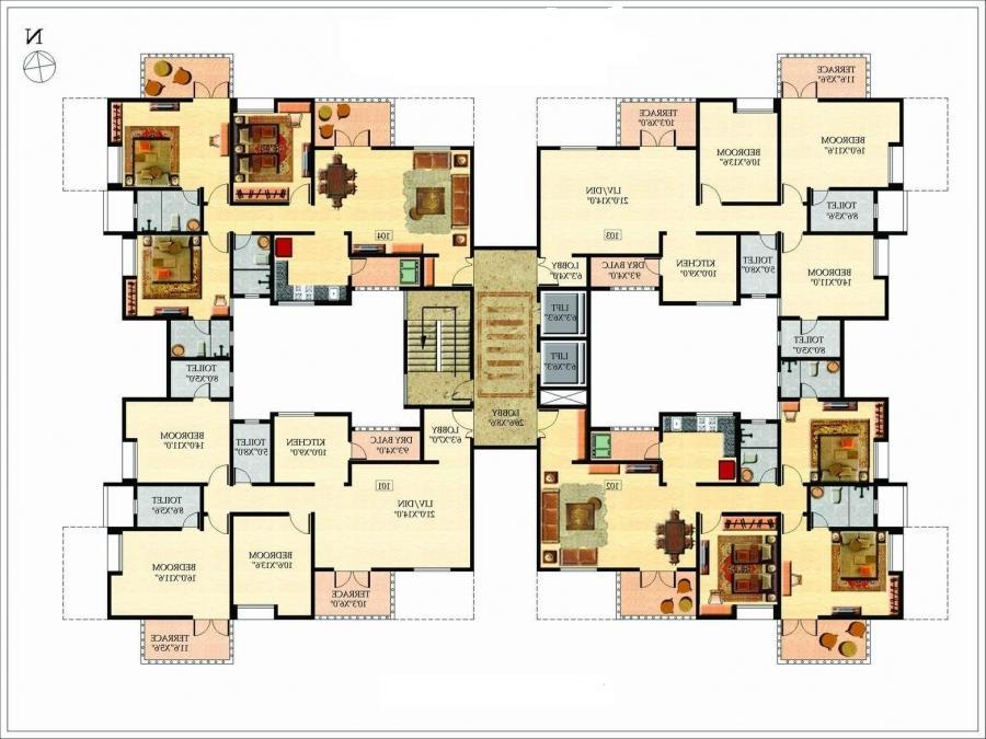 Homes Floor Plans Photos