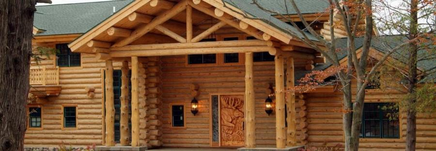 woodhaven log lumber custom log siding knotty pine html