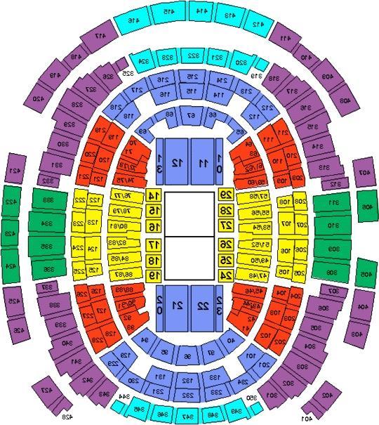Photos Of Madison Square Garden Seating