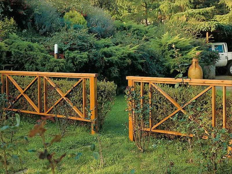 Garden Fence Share Photos