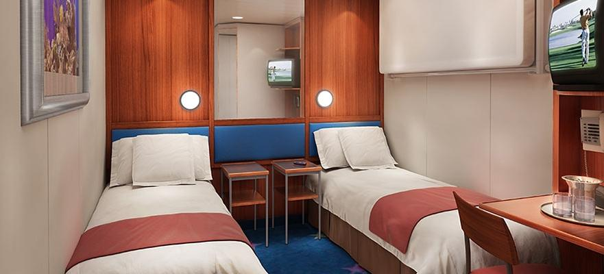 Norwegian Dawn Stateroom Photos