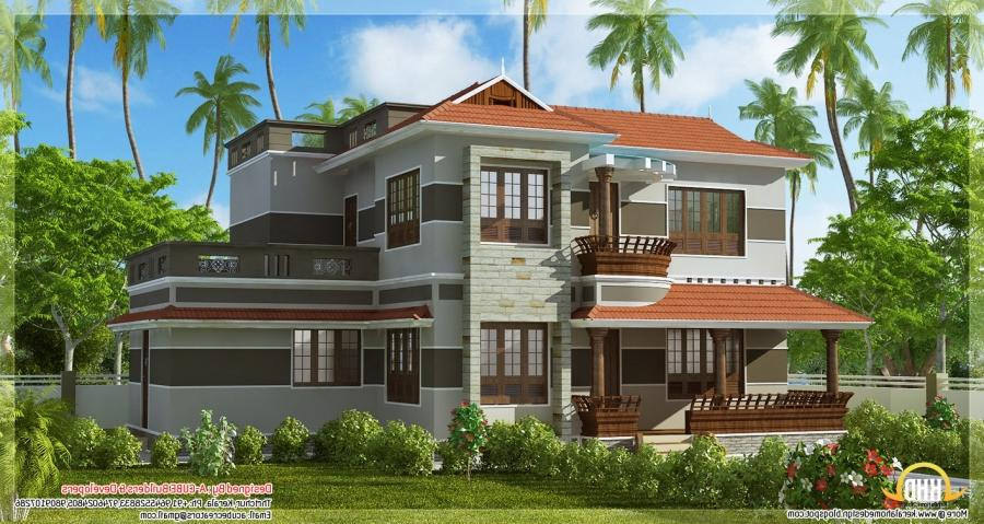 Beautiful Kerala House Plans With Photos