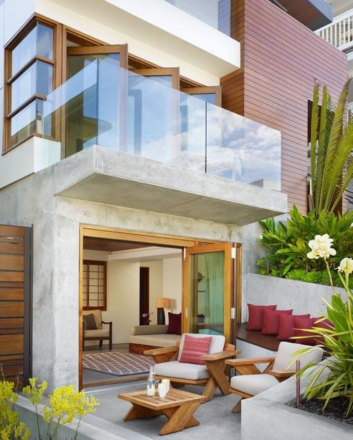 19 Beautiful Balcony Design Ideas