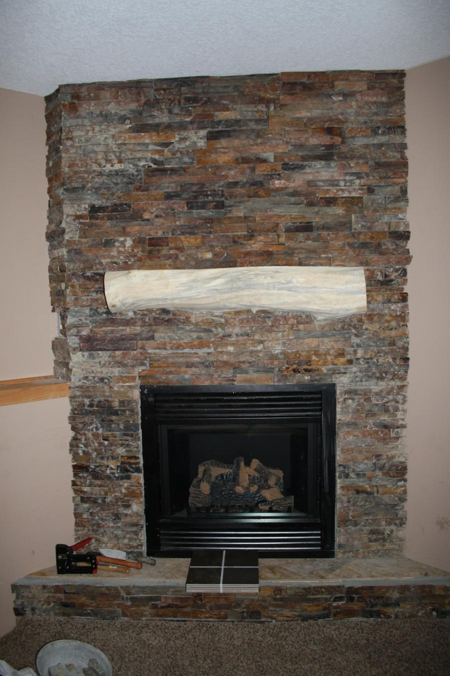 Corner Stone Fireplaces Photos