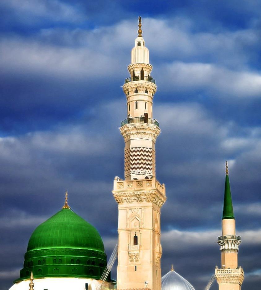 Beautiful Masjid Nabawi Wallpapers Photo