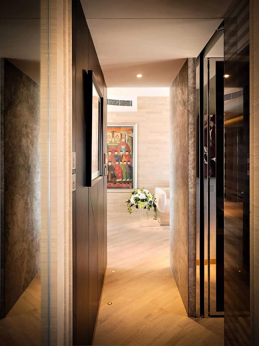 Amazing Small Modern Hallway Design Apartment Interior Design...