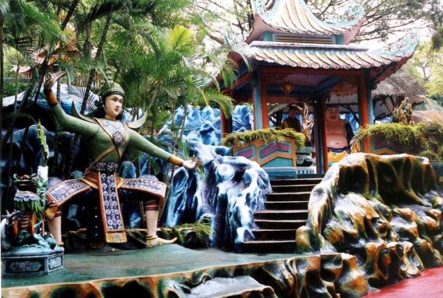 Tiger Balm Gardens Singapore Photos