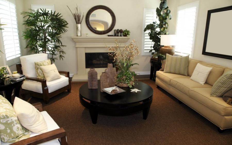 small living room furniture arrangement photos