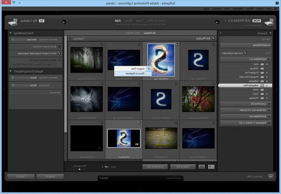 adobe photography software
