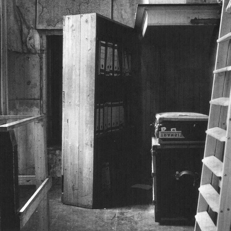 Anne Frank Attic Photos