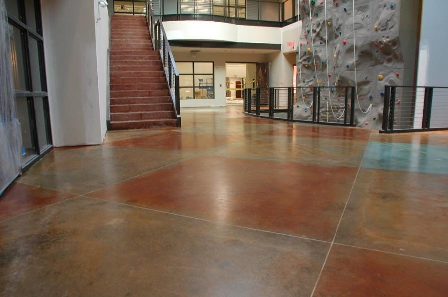Interior Decorative Concrete : Interior concrete floors photos