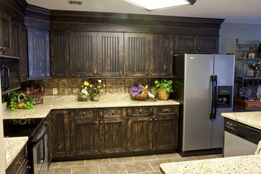 How To Refinish Kitchen Cabinets White Pictures Images Photos