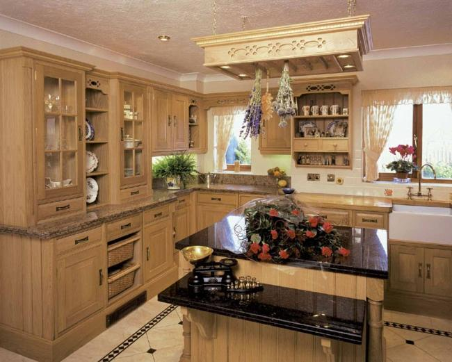 1930s kitchen design photos for Kitchen design exeter