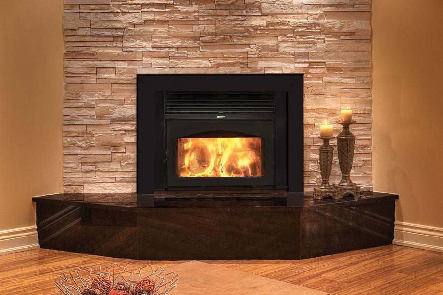 Fireplace Insert Photo