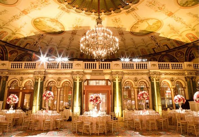 1 :: Bridal Couture Closet / 2 :: Ballroom designed by Karen Tran...