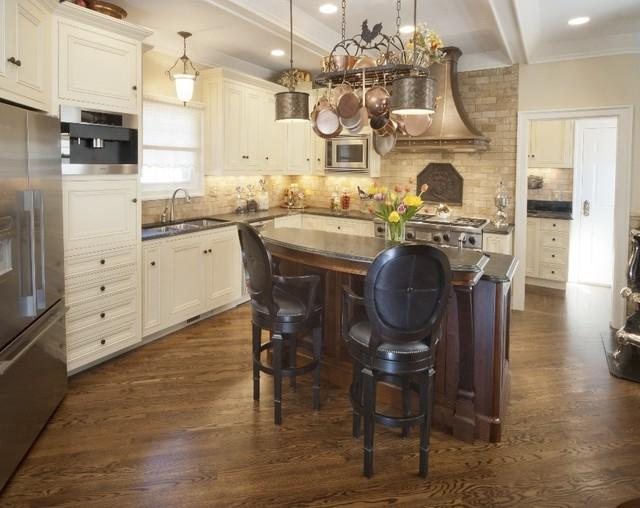 French Country Kitchen Decoration French Country Kitchen Style