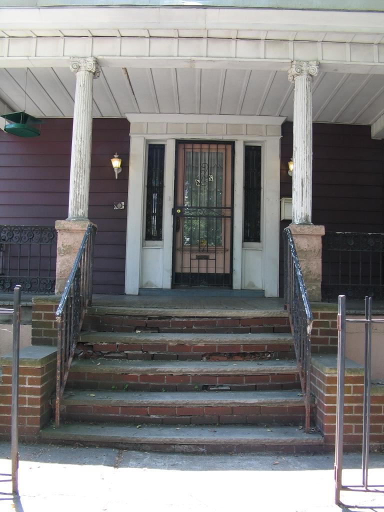 Porch Stoop Photos