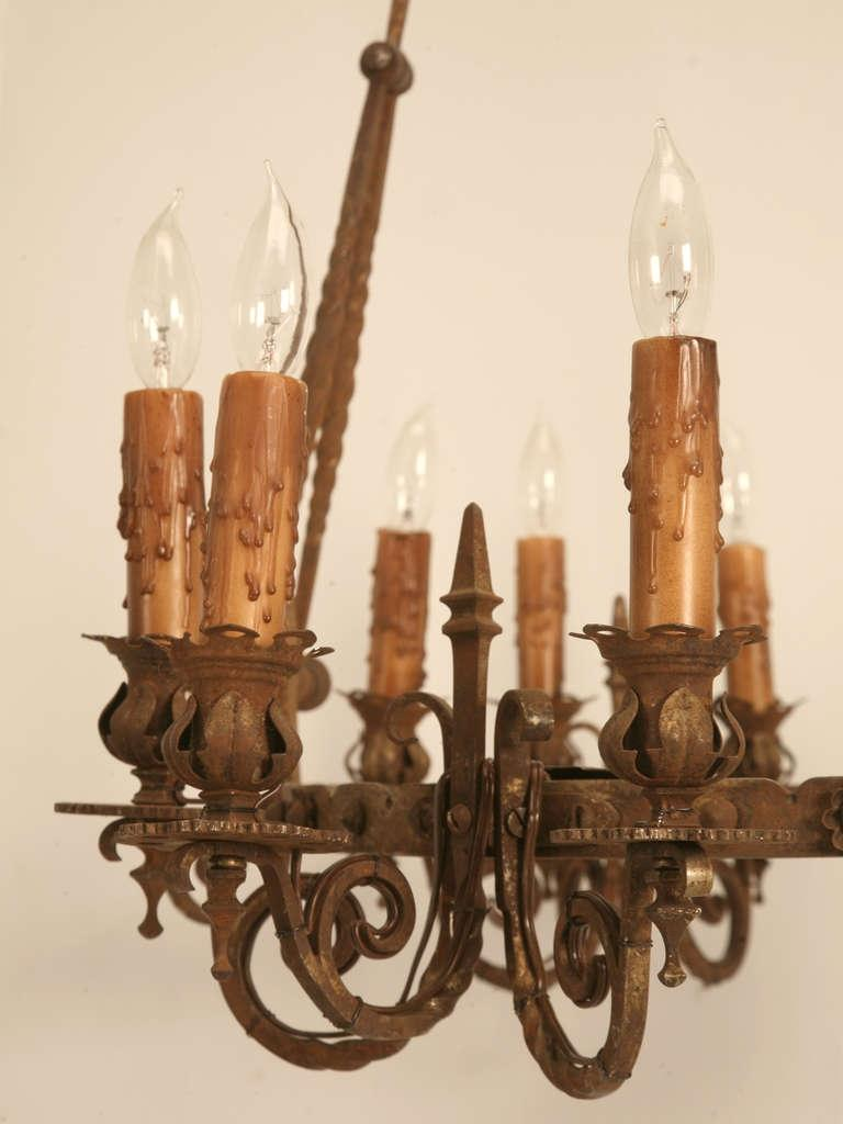 Decorating Ideas, Mesmerizing Hand Forged Lighting Fixtures For...