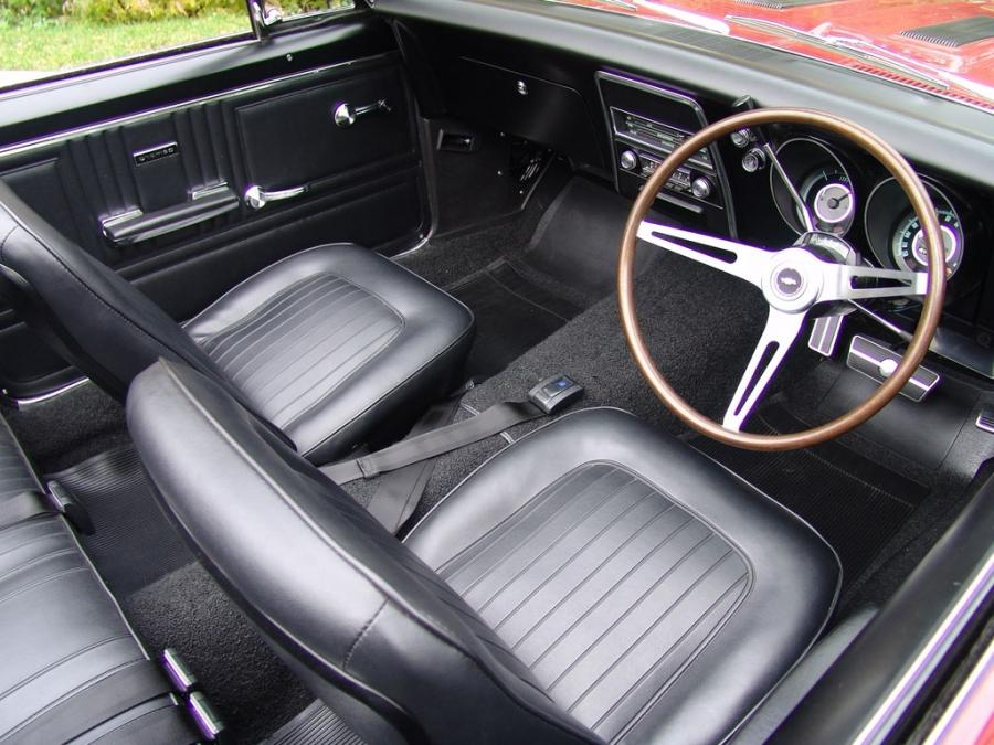 1976 camaro interior photos