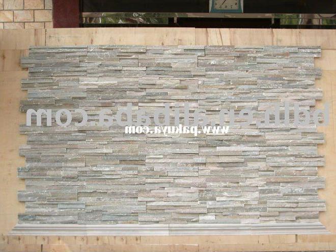 Michael Thronson Masonry Thin Stone Veneer Projects And: Interior Photo Stone Wall