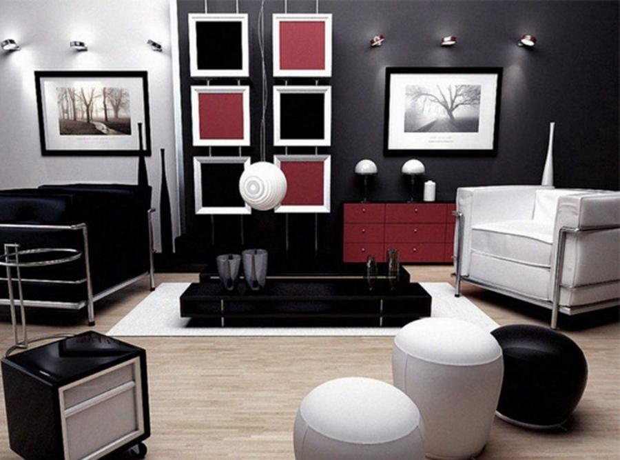 Living Room Decorating Photo Examples